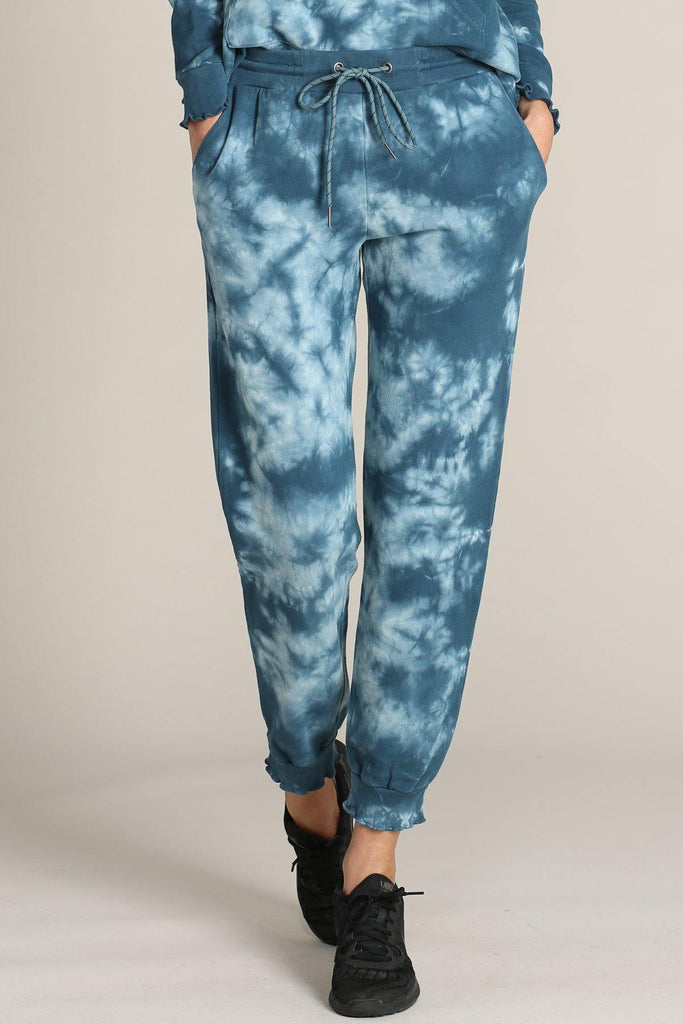 Tie Dye Jogger Twilight - Fox Trot Boutique