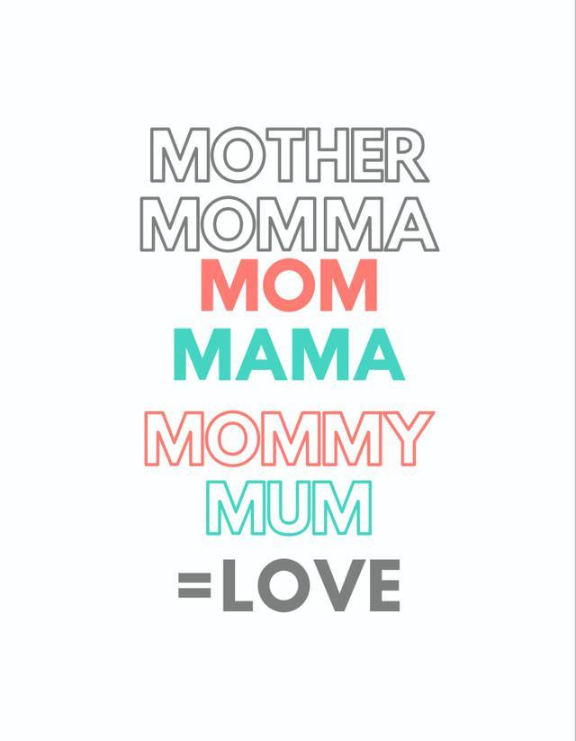 Mom=Love - Fox Trot Boutique