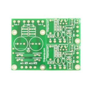 LM1875 Amplifier and Power Supply Board Set