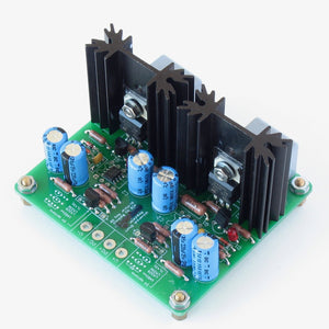 Bi-polar Universal Shunt Regulator Board