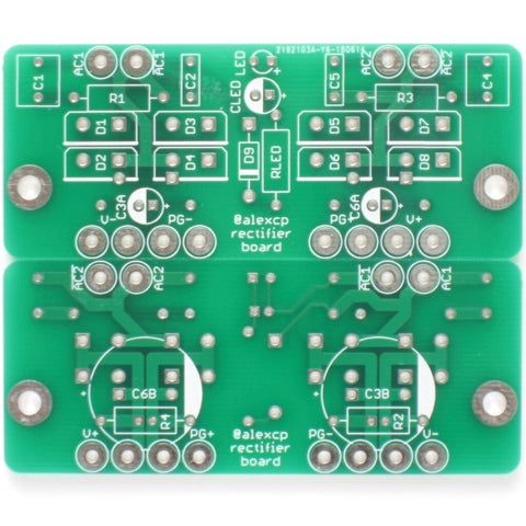 Rectifier Board (pair)
