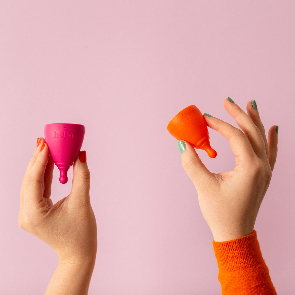 Finding your perfect menstrual cup