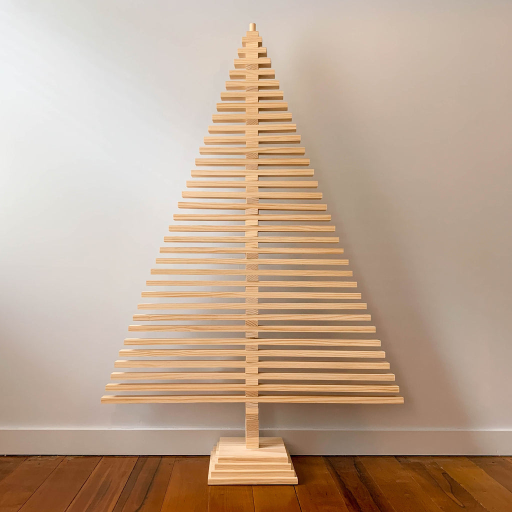 WOODEN CHRISTMAS TREE | MADE TO ORDER