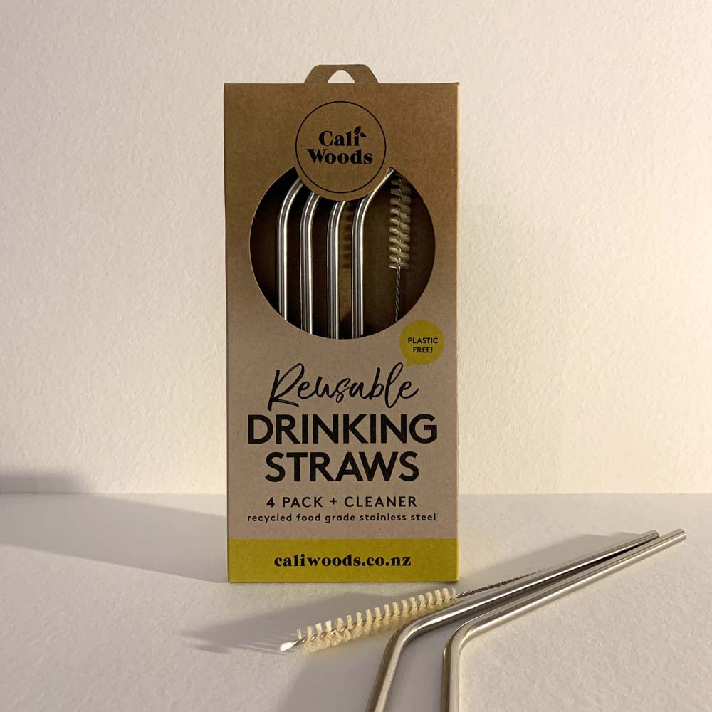 BENT DRINKING STRAWS