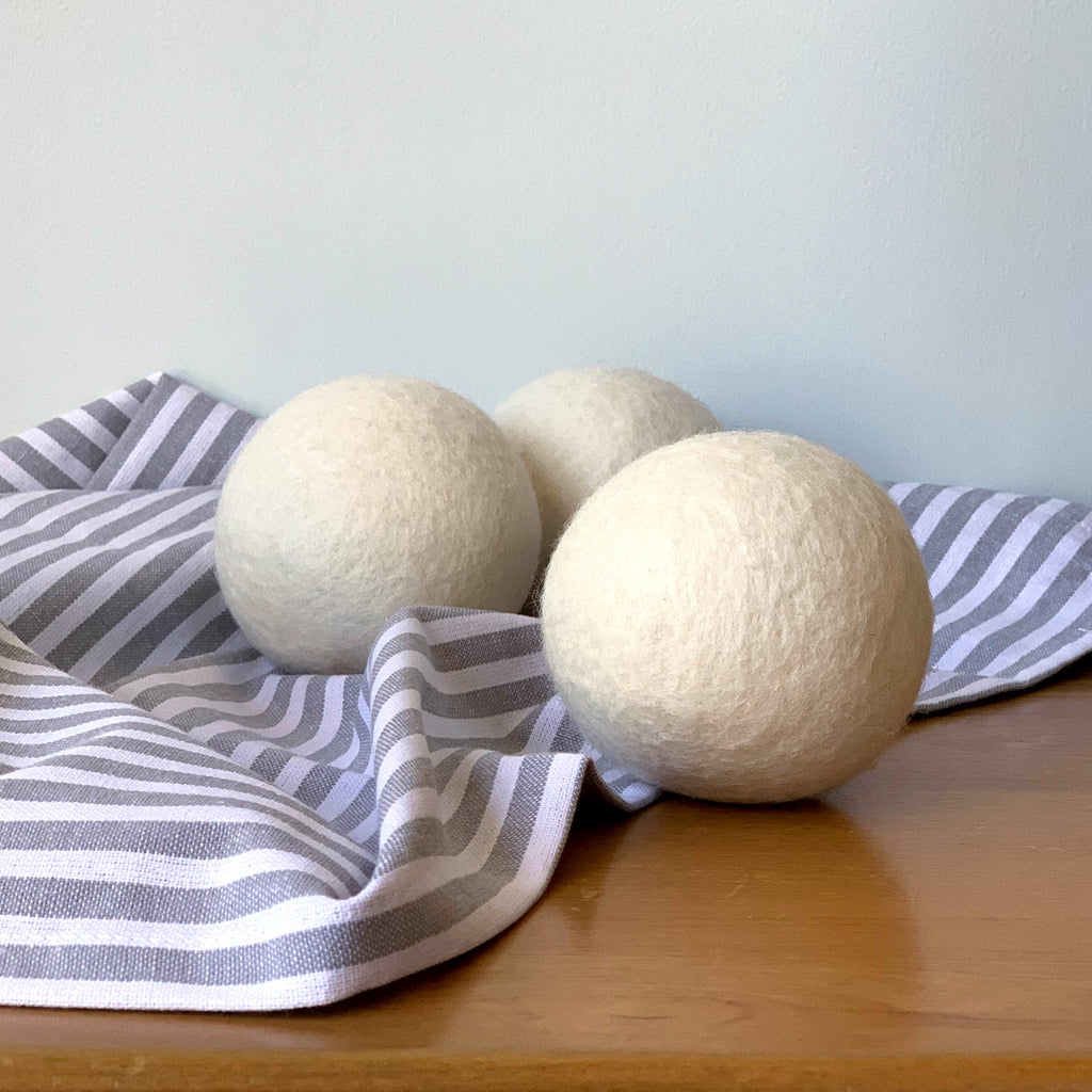 DRYER BALLS | 100% NZ WOOL