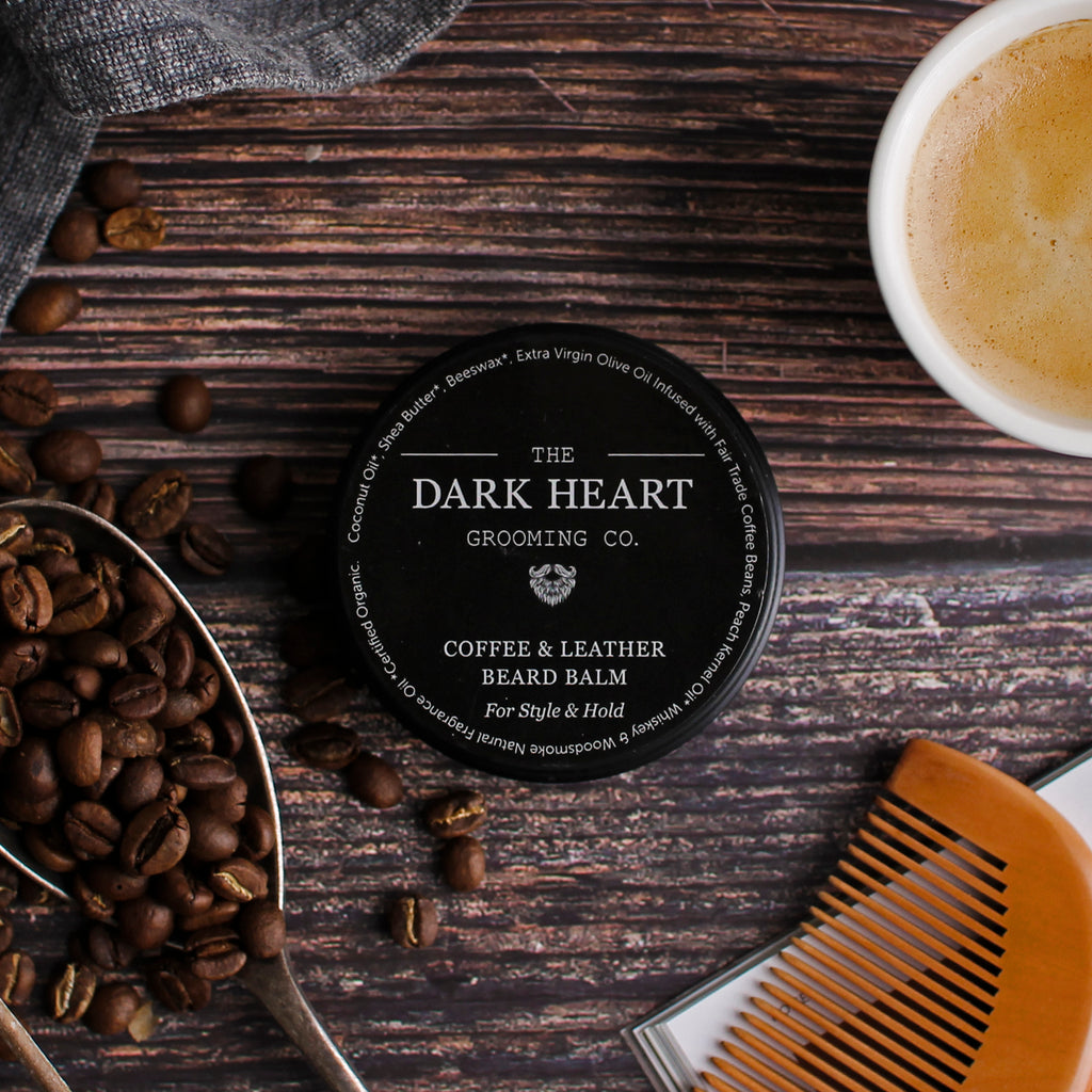 BEARD BALM | COFFEE & LEATHER