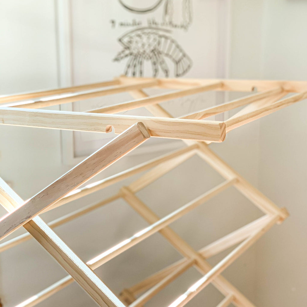 WOODEN DRYING RACK | MADE TO ORDER