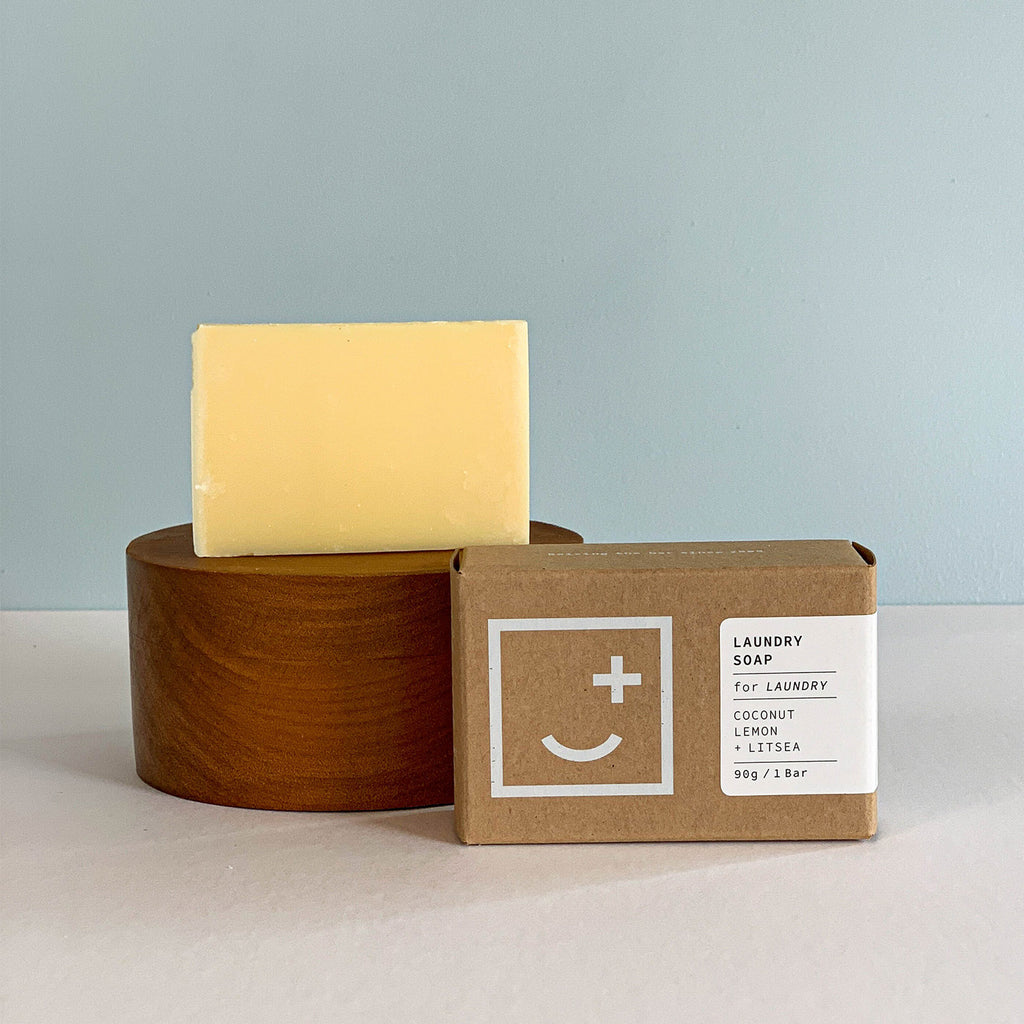 FAIR + SQUARE | LAUNDRY SOAP