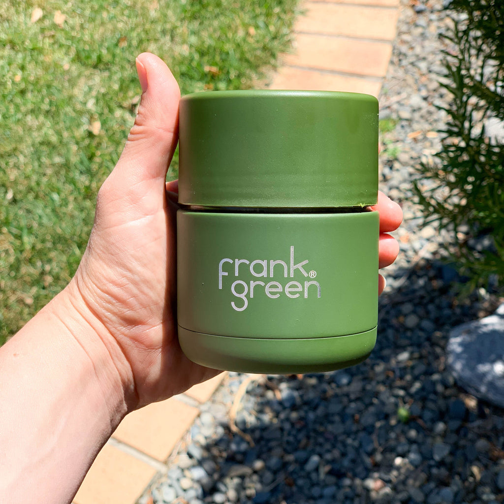 FRANK GREEN REUSABLE CERAMIC CUPS