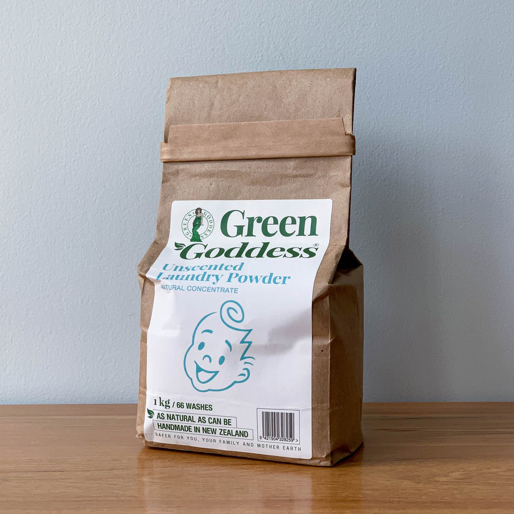 NATURAL LAUNDRY POWDERS