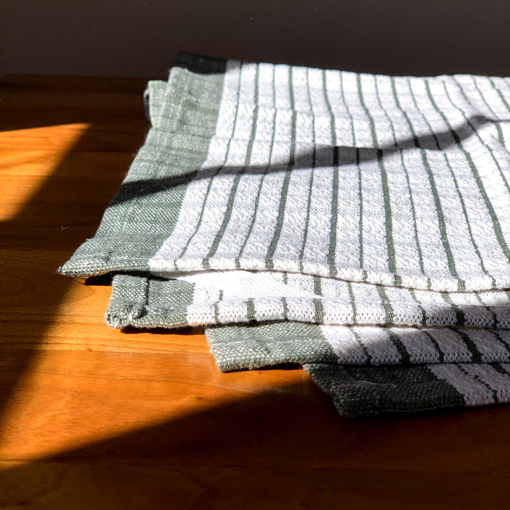 HEAVY COTTON TEA TOWELS