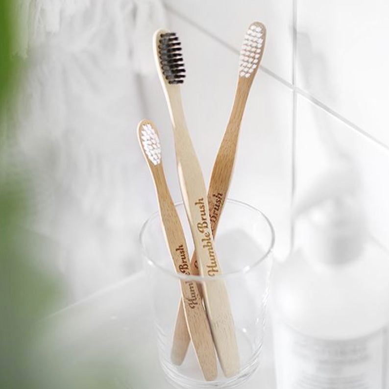 THE HUMBLE CO TOOTHBRUSH