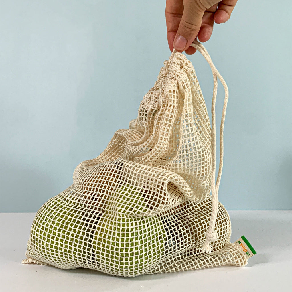 REUSABLE PRODUCE BAGS | MULTI PACK