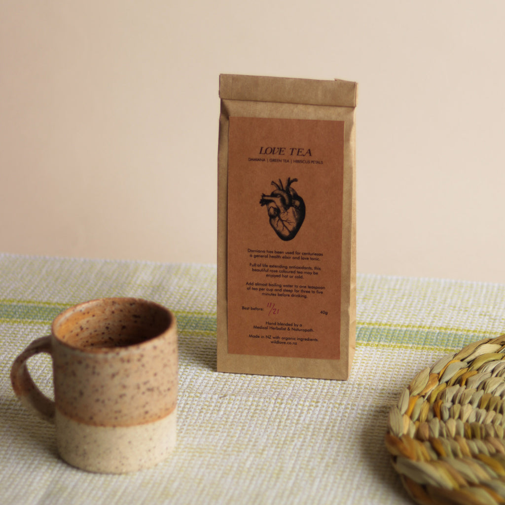 WILD LOVE | HANDCRAFTED TEA
