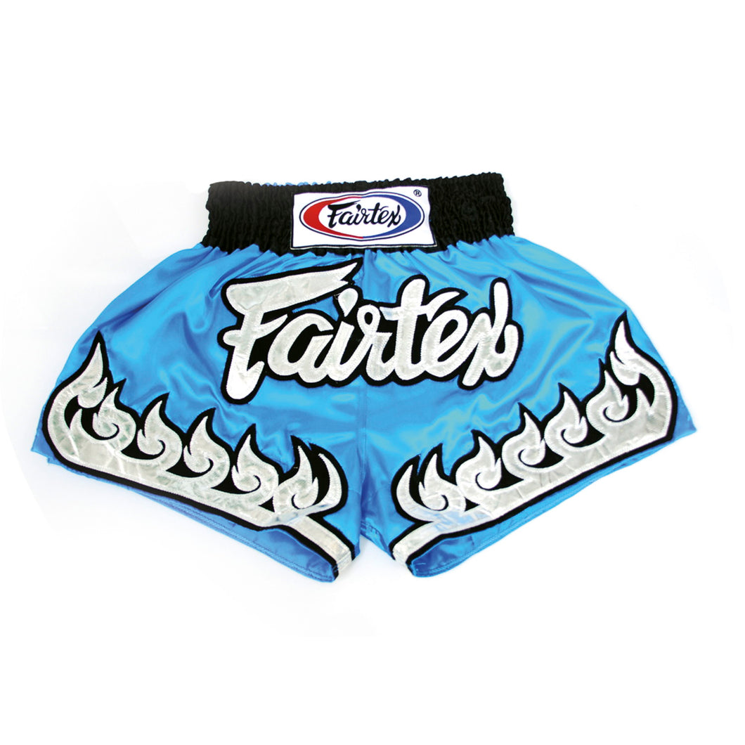 BS0631 - Muay Thai Boxing Shorts Thai Flame
