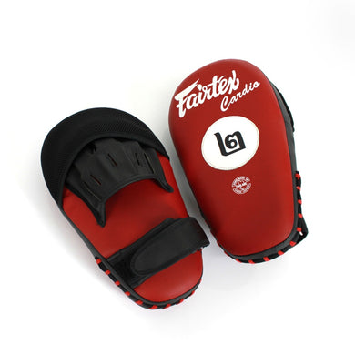 FMV12 - Large Microfiber Focus Mitts