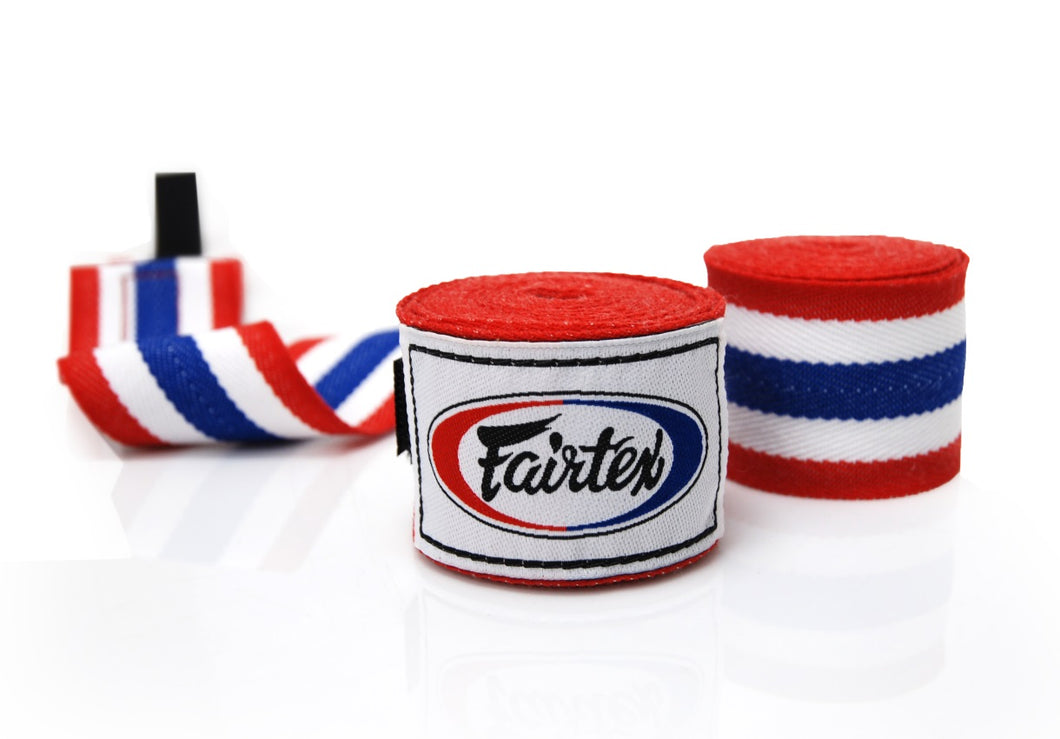 HW2 - Hand Wraps - Premium - Thai Flag