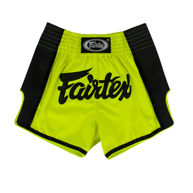 BS1706 - Muay Thai Shorts Satin Green