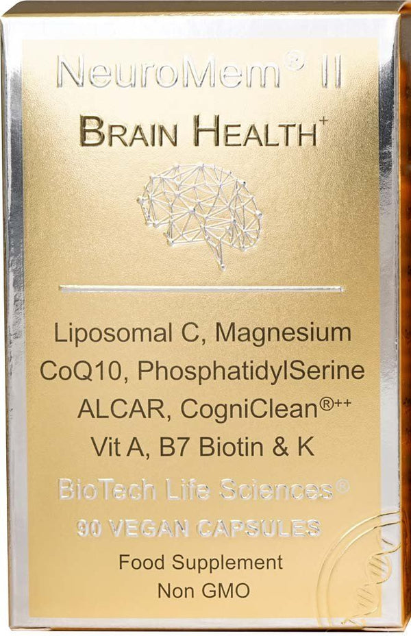 2 - Brain & Nervous System Health & Function NeuroMem BioTech Life Sciences