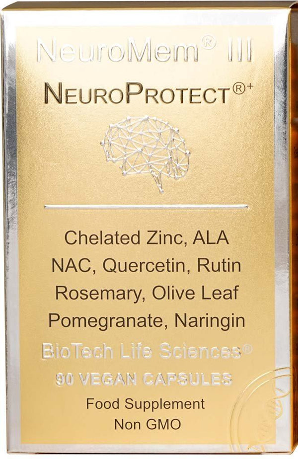3 - NeuroClean® & NeuroProtect® NeuroMem BioTech Life Sciences