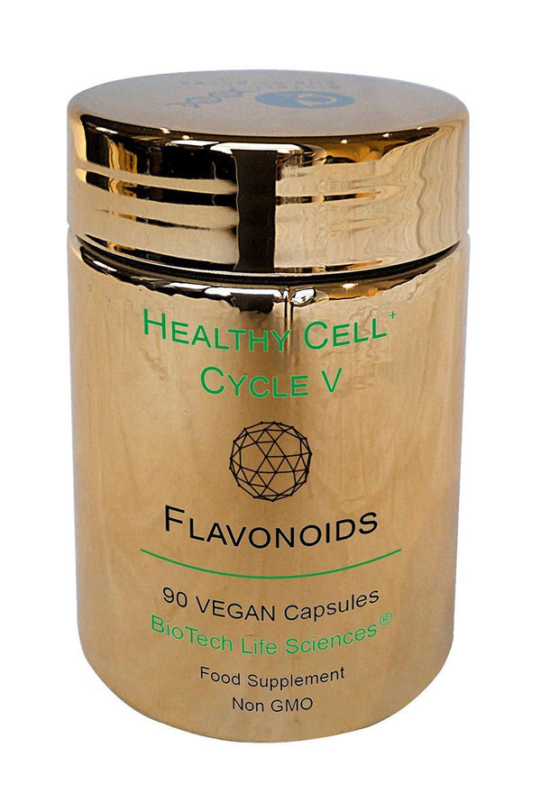 5 - BioFlavonoids & Polyphenol Supplement Powerhouse To Help Support Healthy Cellular Ageing Healthy Cell Cycle BioTech Life Sciences