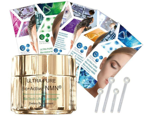 Anti-Aging Super Pack BioTech Life Sciences