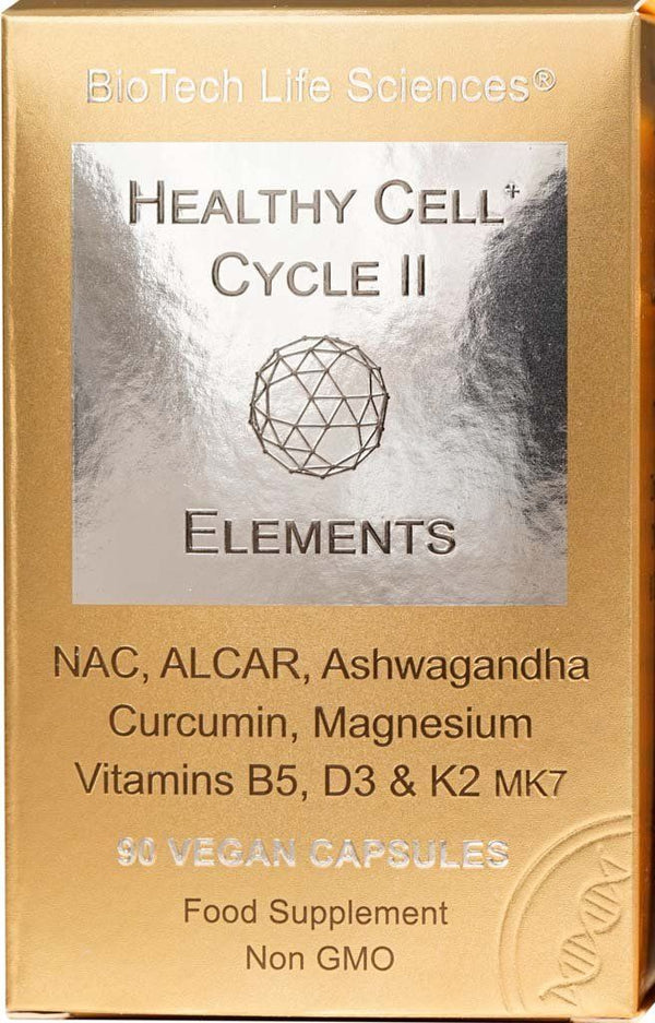 Cell 2 - Elements Healthy Cell Cycle BioTech Life Sciences