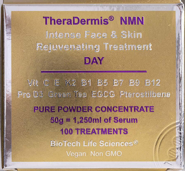 TheraDermis® Non-Surgical Face Lift & Intense Skin Rejuvenation - NMN (Tightening for Normal Skin) Beauty BioTech Life Sciences