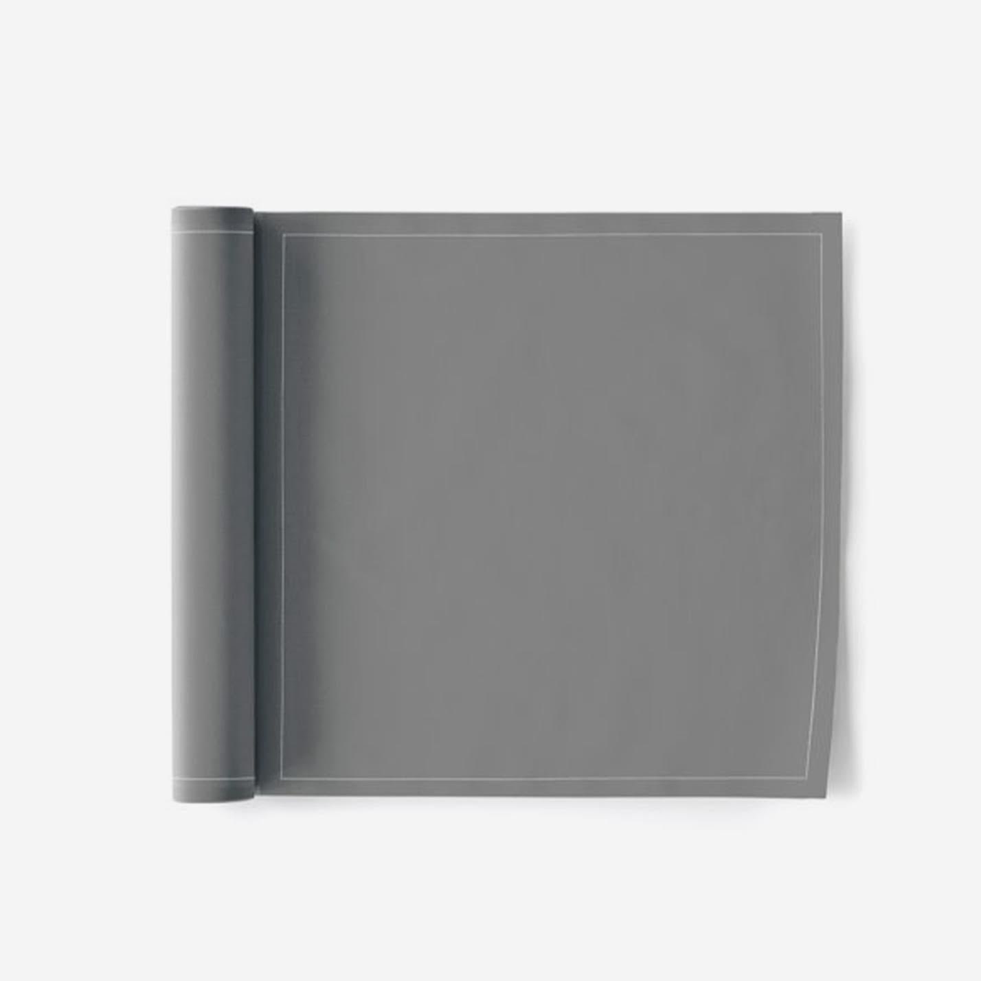 Cotton Dinner Napkins Grey