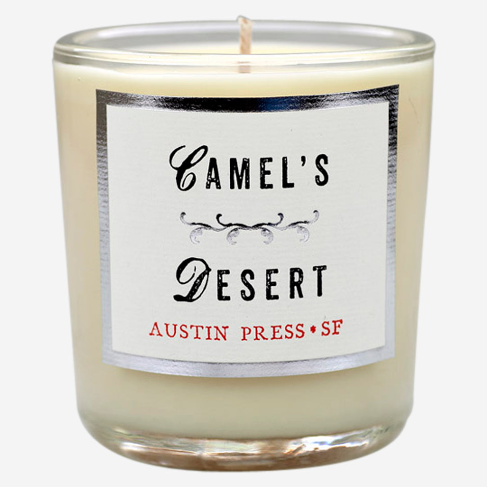Camel's Desert Candle