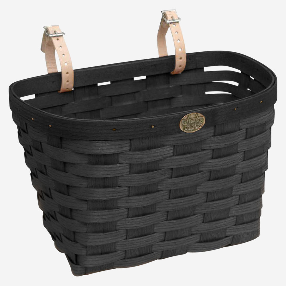 Original Large Bicycle Basket with Post Piece