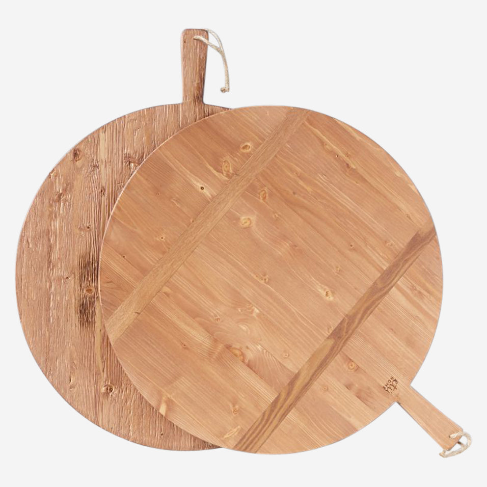 Pine Round Charcuterie Board