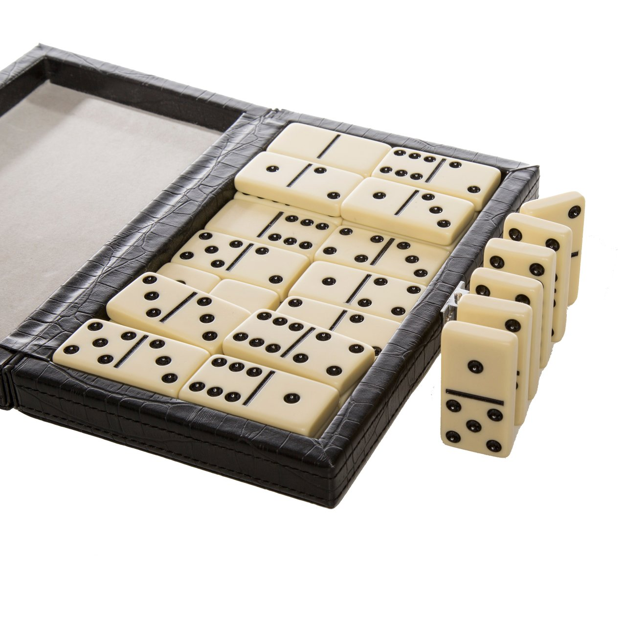 Line Em' Up Domino Set