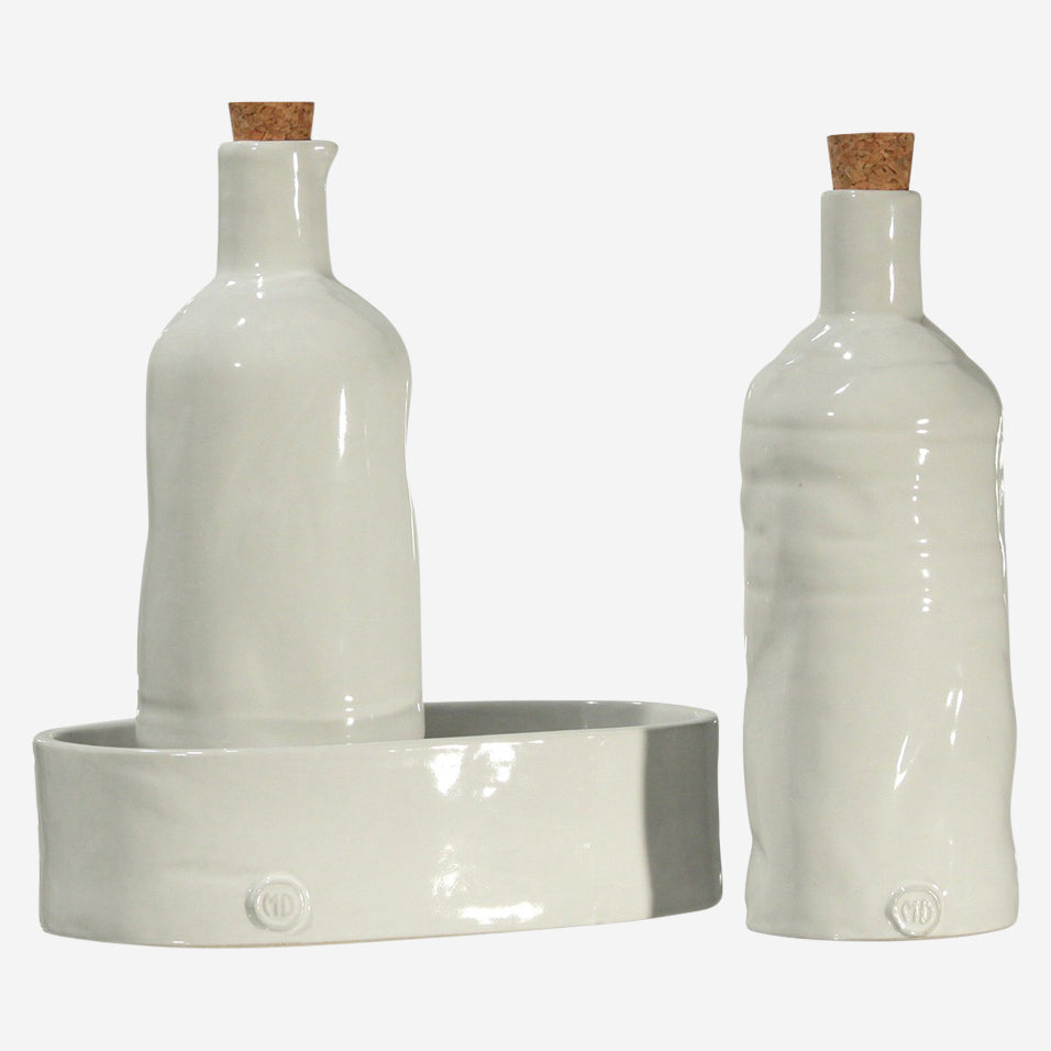 Ceramic Oil & Vinegar No. 6