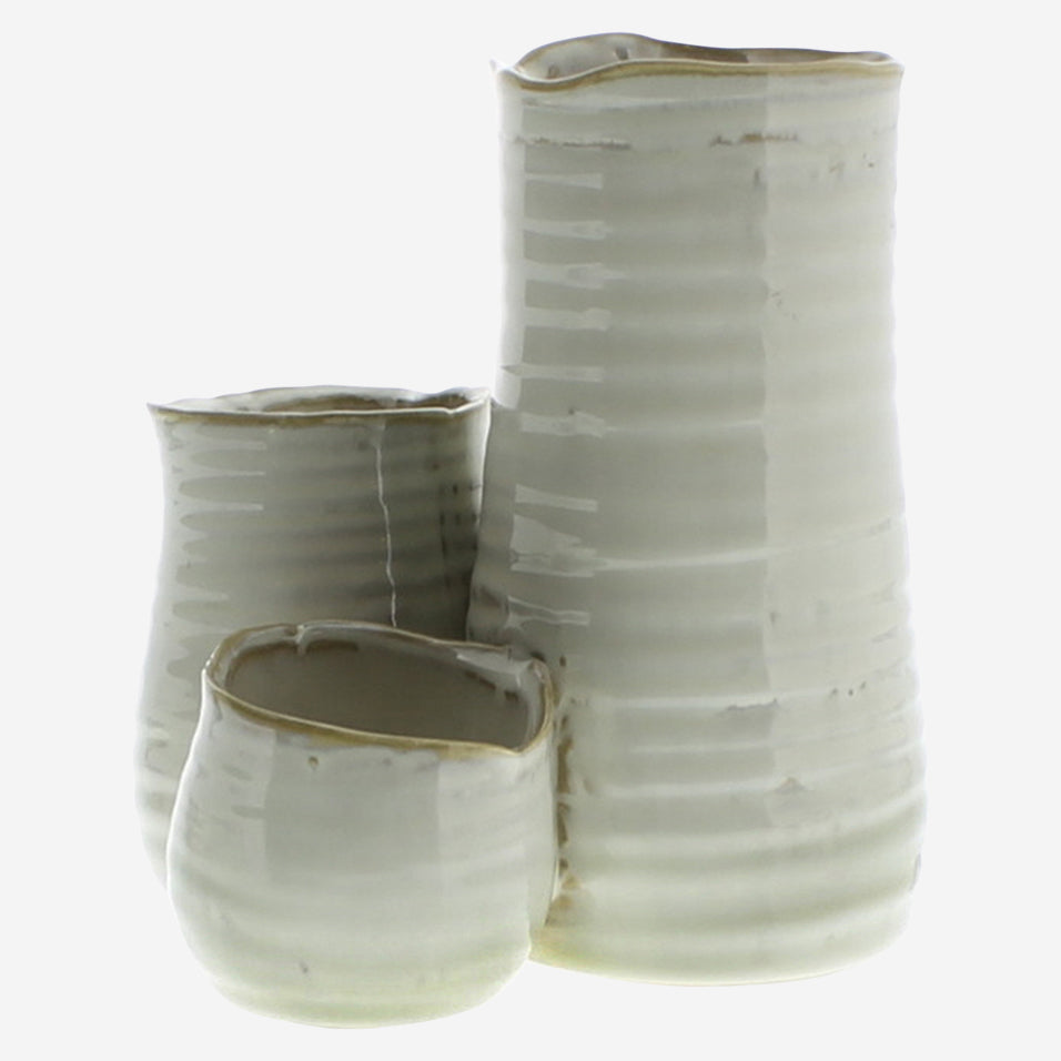 Bower Clustered Ceramic Vase