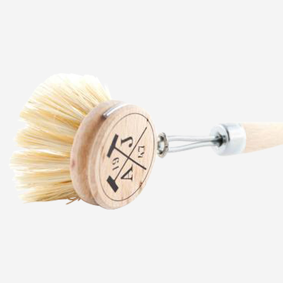 Traditional Handled Dish Brush