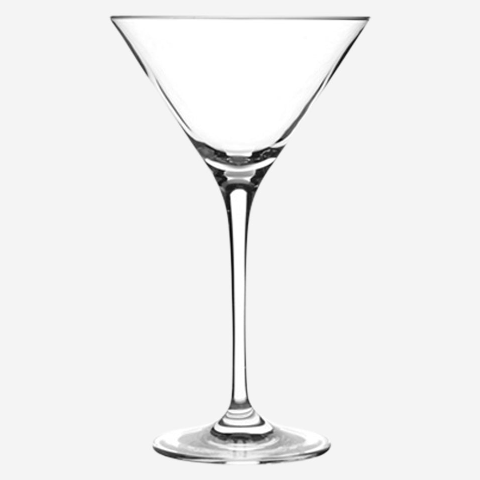 Anytime Martini Glasses