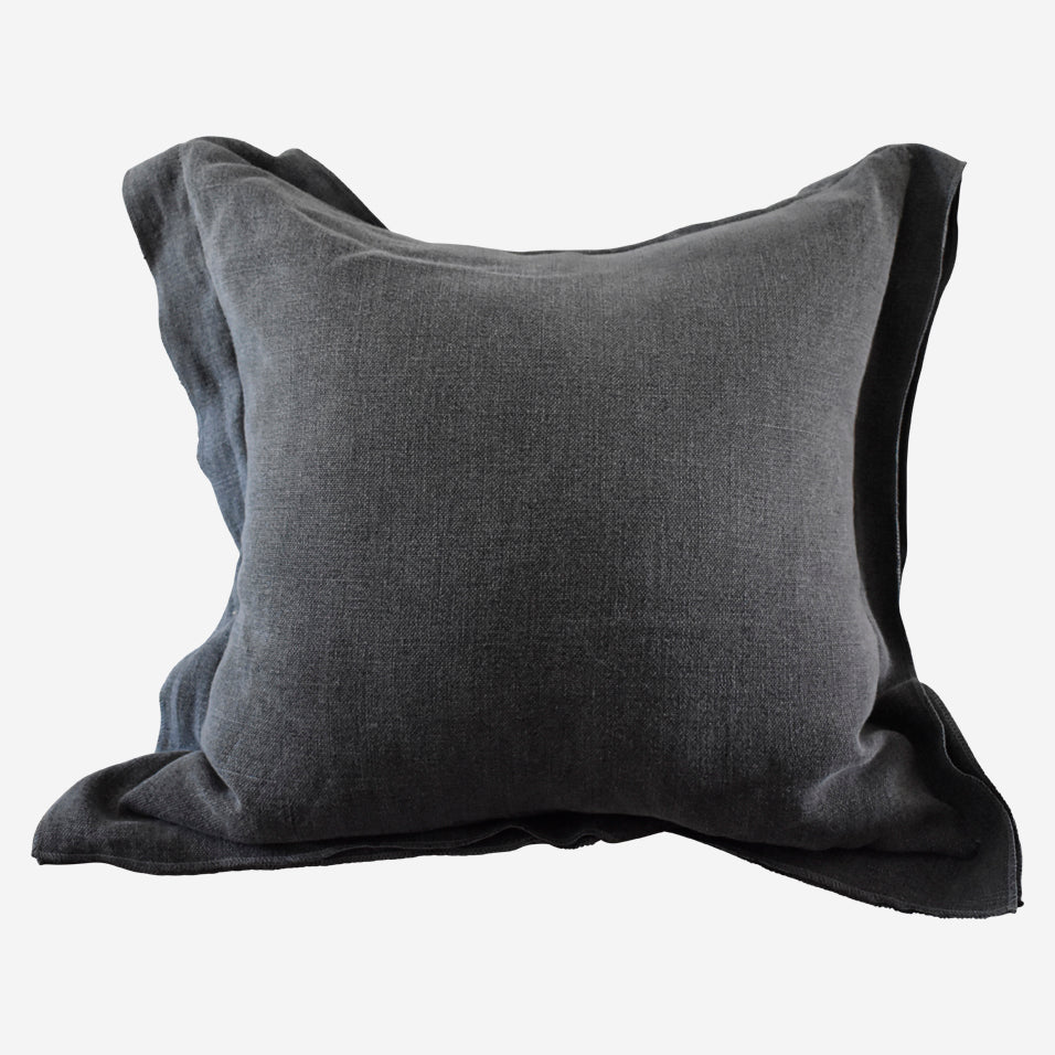 Blake Throw Pillow Zinc
