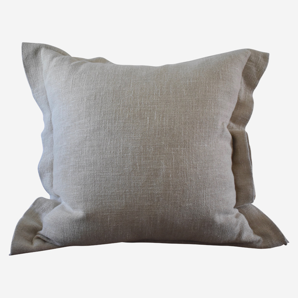 Blake Throw Pillow Bone