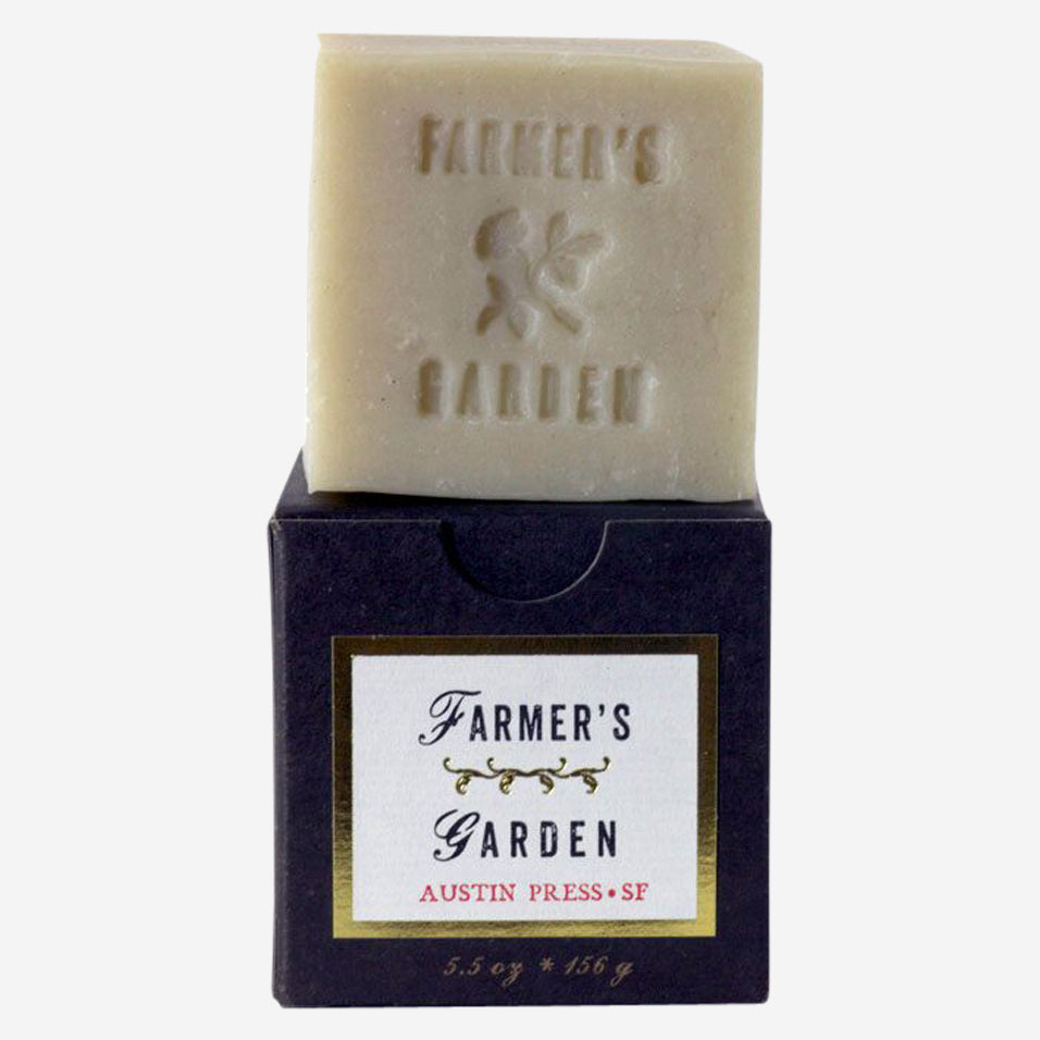 Farmer's Garden Bar Soap