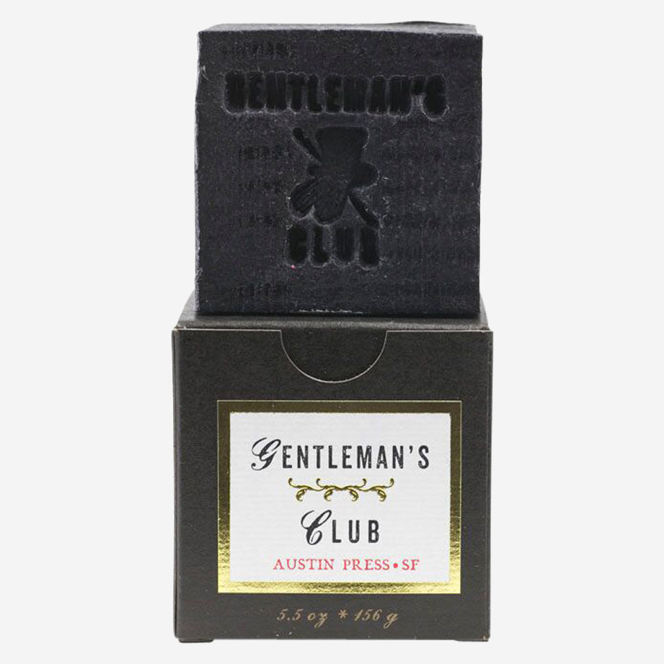 Gentlemans Club Bar Soap
