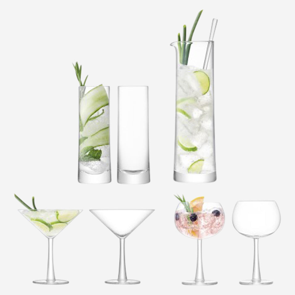 Gin Cocktail Set