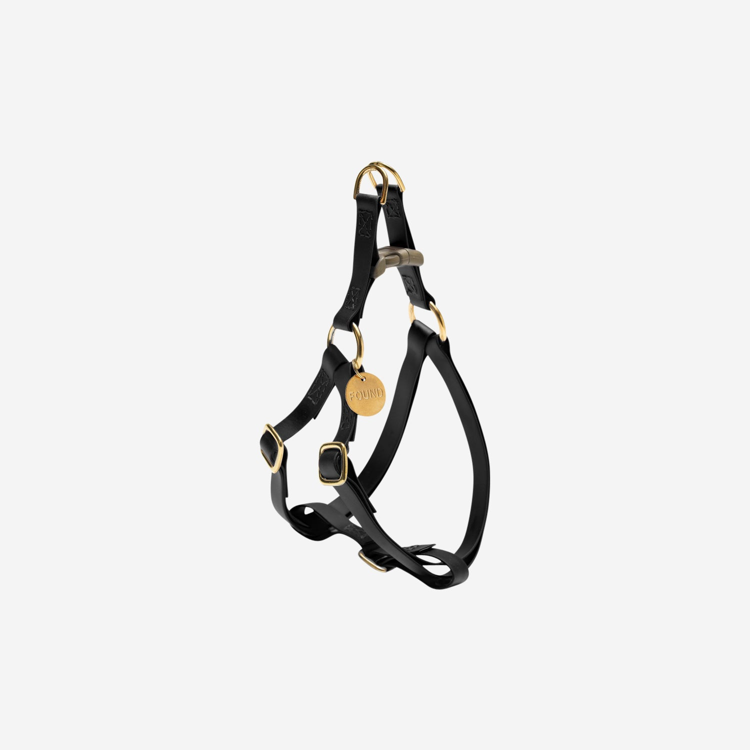 Leather Alternative Harness