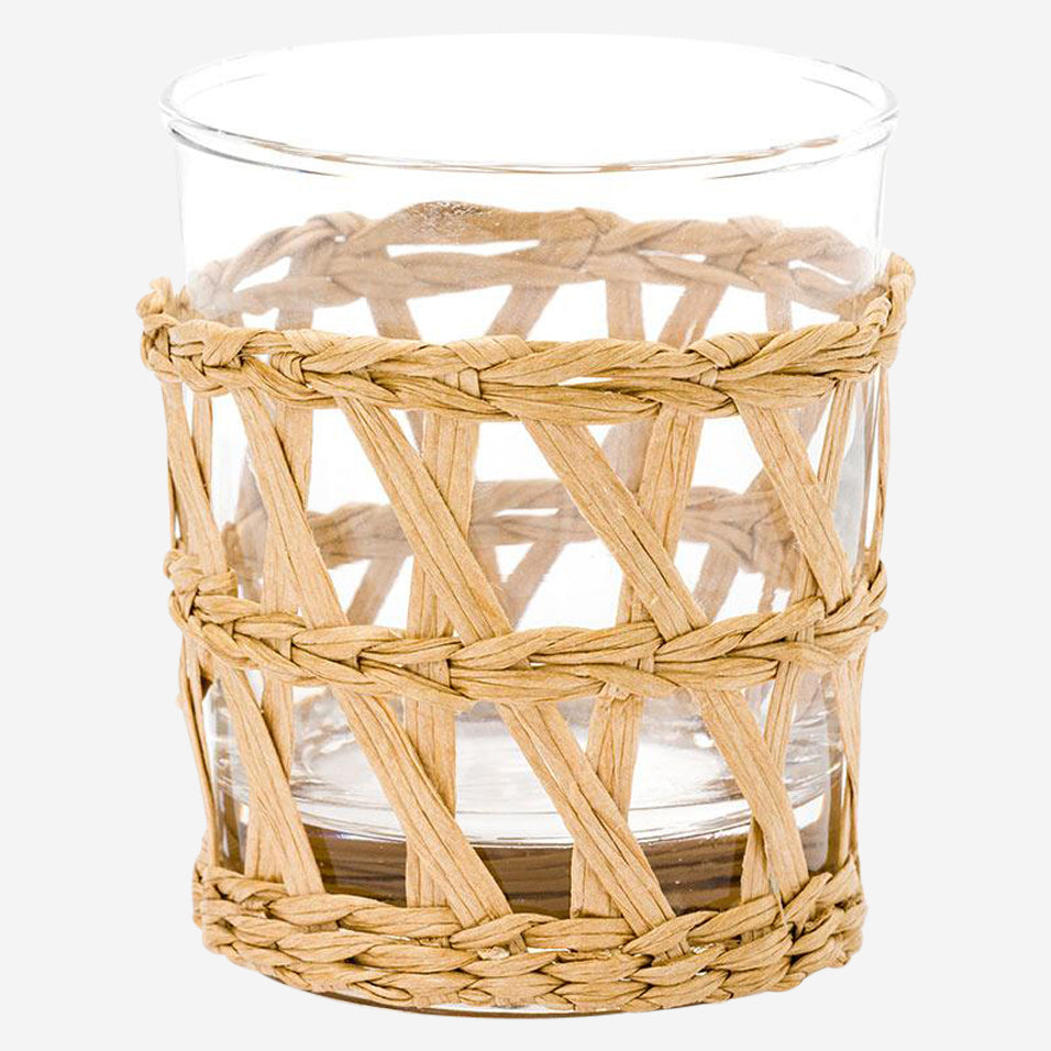 Natural Island Wrapped Tumblers
