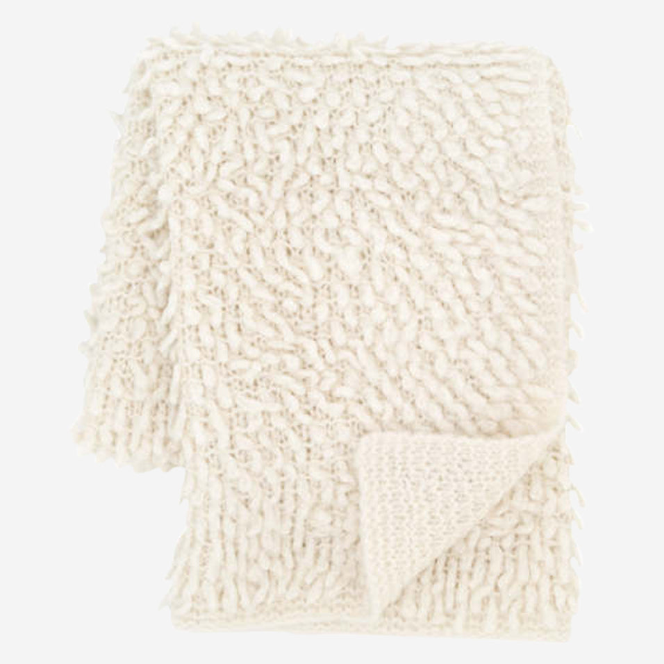 Mara Knit Throw