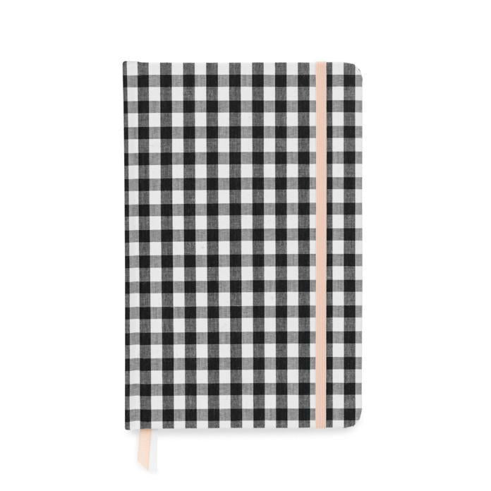 The Essential Journal Gingham