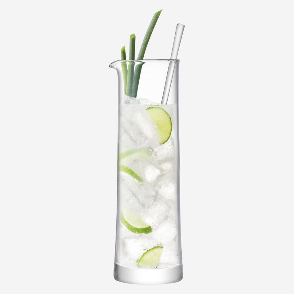 Gin Cocktail Jug and Stirrer