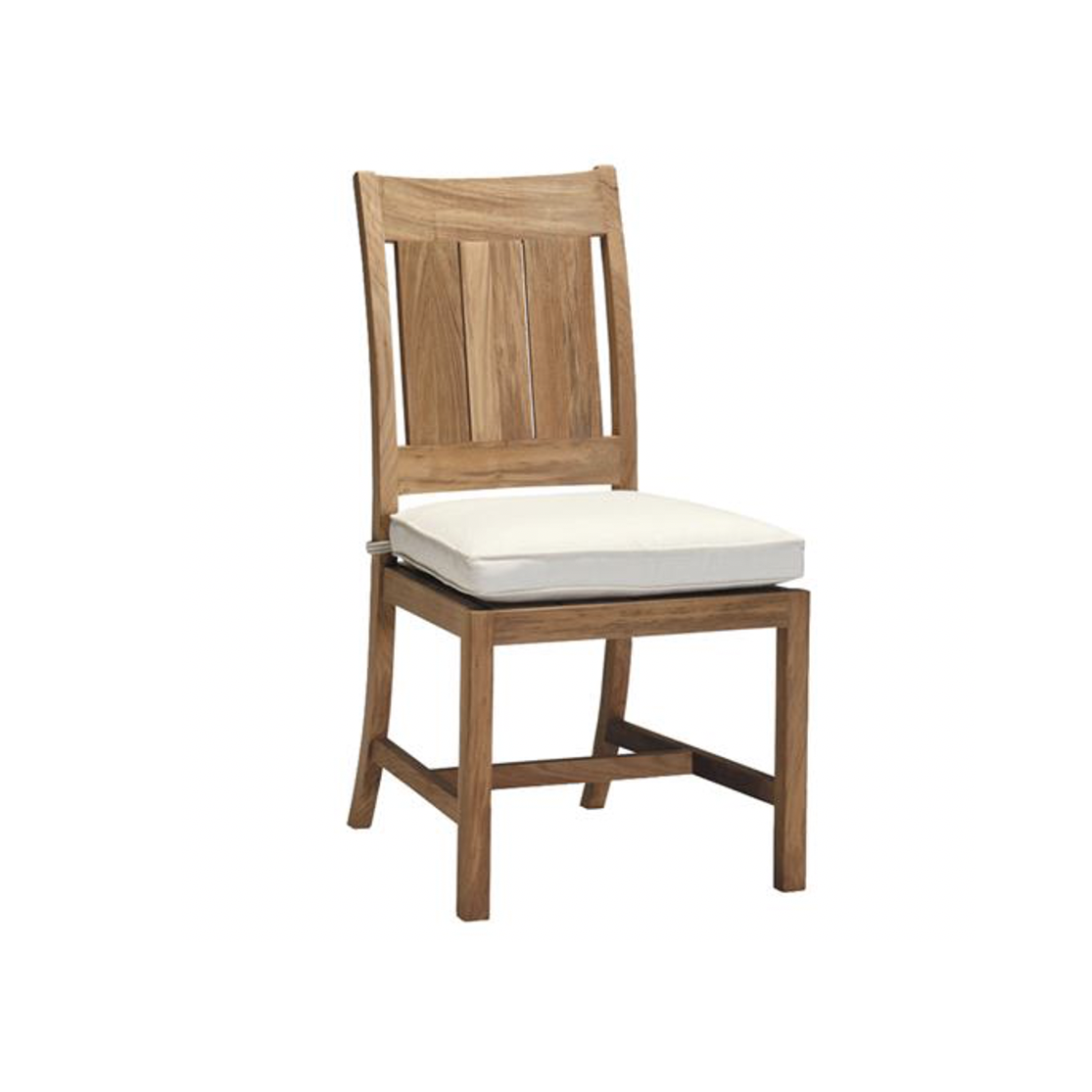 Croquet Teak Side Chair