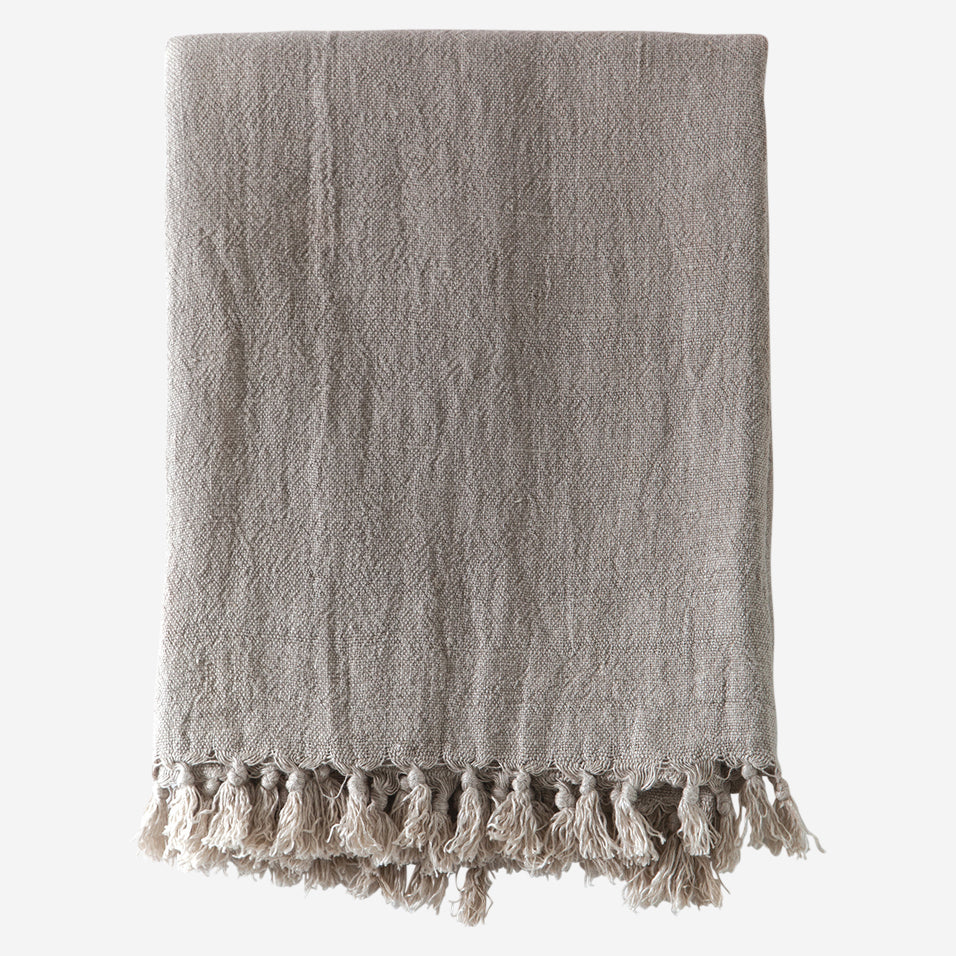 Montauk Throw Natural