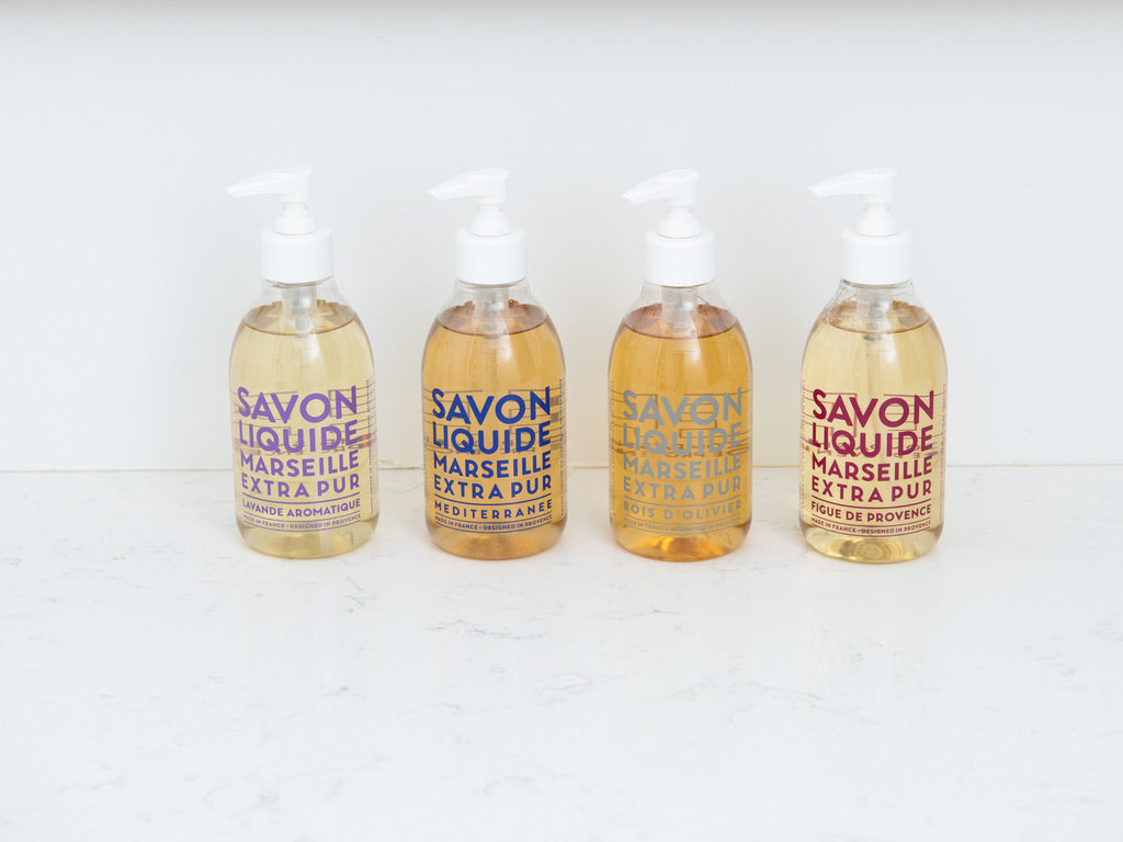 Liquid Marseille Soap Fig of Provence